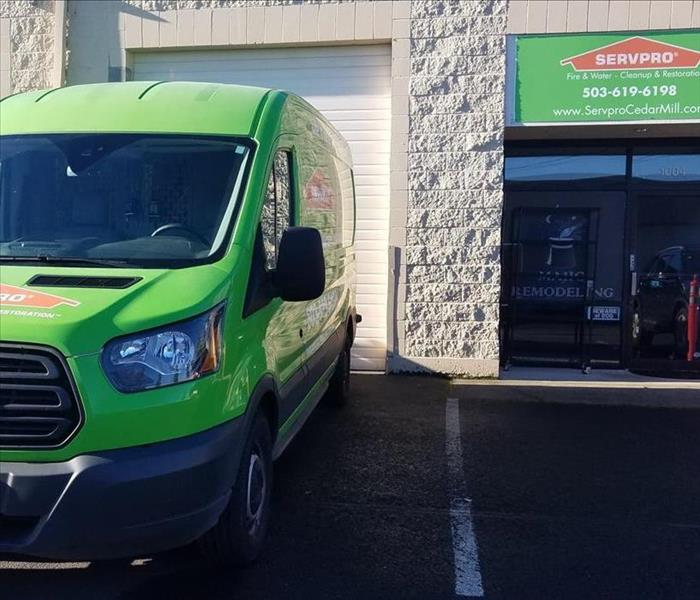 SERVPRO of Cedar Mill / Oak Hills Building