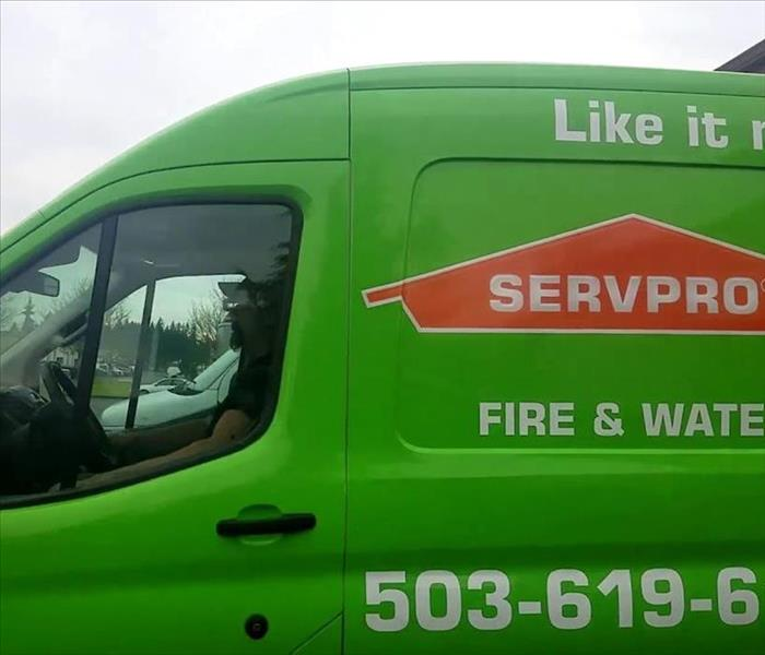 Why SERVPRO Don't get caught up in the stress