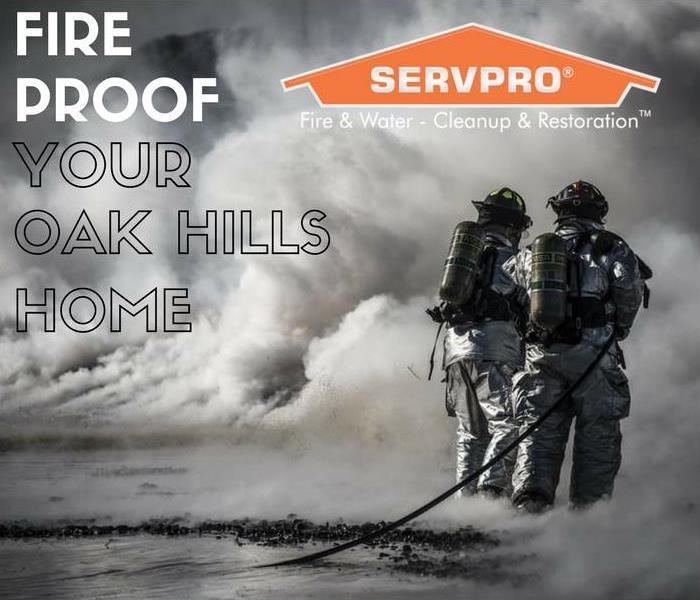 Fire Damage Is Your Oak Hills Home Fire Proof?