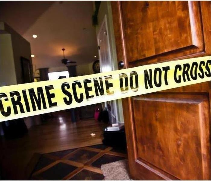 Biohazard The importance for proper Crime Scene cleanup