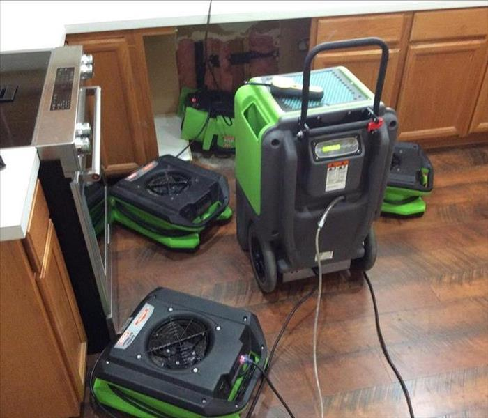 Why SERVPRO We've got the extensive knowledge and experience