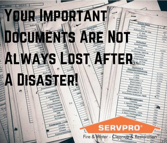 Cleaning Portland Fires and Floods Can Destroy Your Documents
