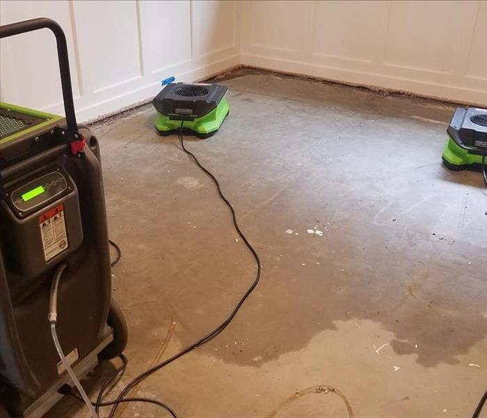 Why SERVPRO Water damage? No problem.