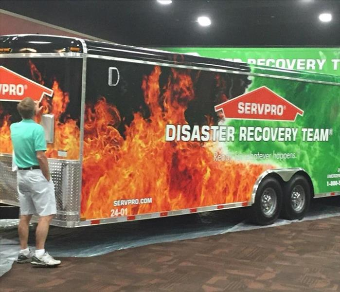 Commercial No disaster or loss too big for SERVPRO of Cedar Mill/Oak Hills