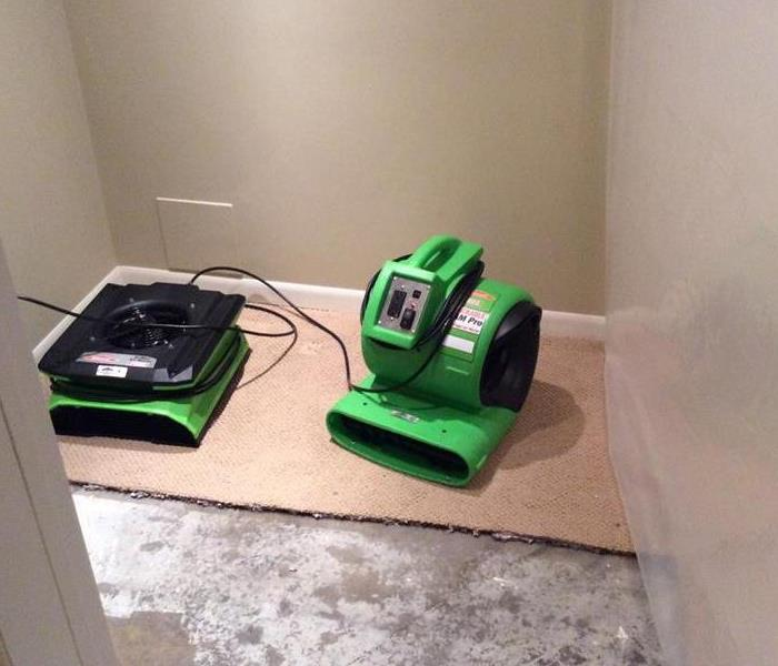 Why SERVPRO How we handle water damage